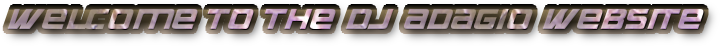 DJAdagio Website Logo Image